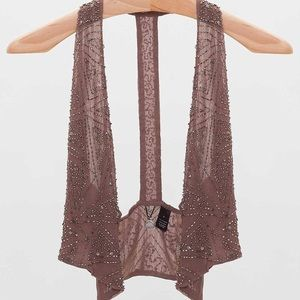Exclusive embellished vest - BKE Vest